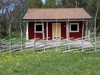 Stuga på Sävö i Sörmlands skärgård - Lägerplatsen