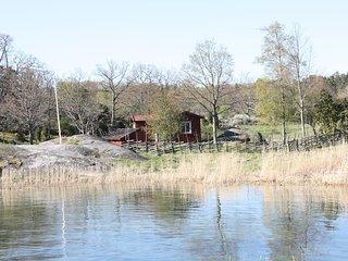 Stuga på Sävö i Sörmlands skärgård - Boholmsviken