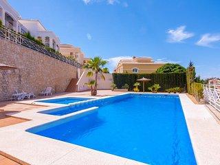 Casa de vacaciones Grinev en Calp,Alicante para 6 huespedes