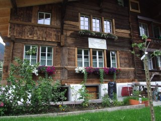 Traditional Swiss Apartment, Wilderswil