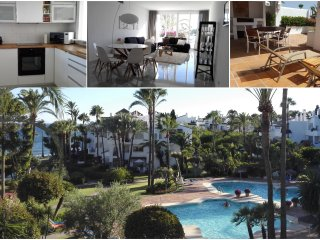 Alcazaba Beach three bedroom luxury penthouse in Estepona