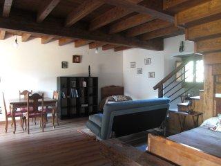 Nuevo apartamento rústico en antigua casa de labranza