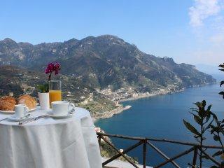 Villa Sea View with jacuzzi -  Ravello, Amalfi Coast
