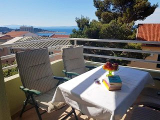 Sea view apartment 300 meters from the beach!!