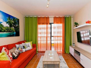 Nice apartment, 1st line, Golf del Sur