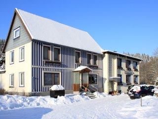 Ferienwohnung / Gastezimmer im winterlichen Harz