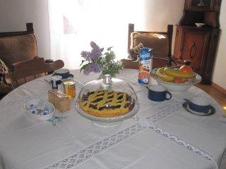 Casa della nonna a Bagnoregio