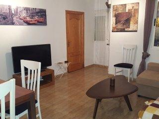 Piso de 4 dormitorios con Wifi en Ribera