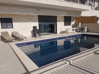 Penthouse Shibulim stunning view, Eilat