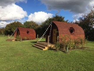 Buxhall Country Glamping POD 1