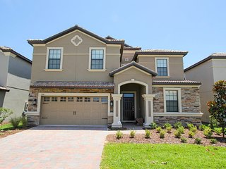 Gorgeous 8 bedroom 5 bath Champions Gate home from $263/nt