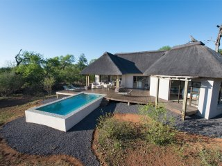 Villa Blaaskans near Kruger Park in South Africa
