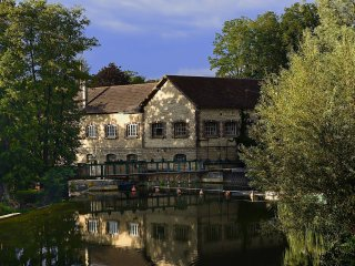Gite jusqu'a 16 personnes au Moulin de Chappes