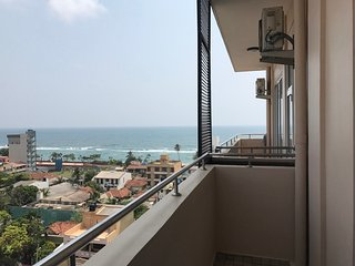 BRAND NEW FULLY FURNISHED SEA VIEW LUXURY APARTMENT