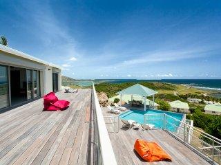 EDEN ROCK magnifique villa avec vue imprenable