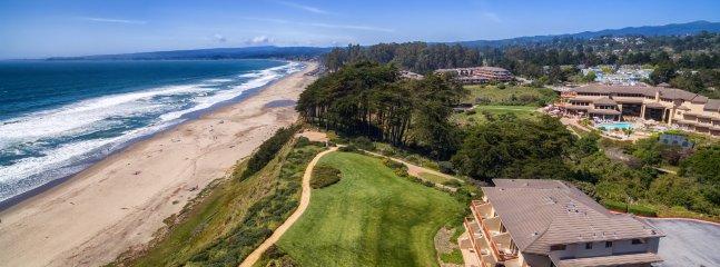 Drone photo of Seascape Resort