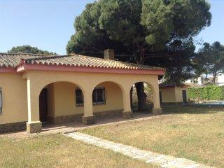 Casa de campo 8 personas cerca de la playa de Valdelagrana en el Pto. Sta. Maria, El Puerto de Santa María