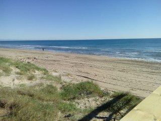 Casa con acceso directo a la playa en Cullera