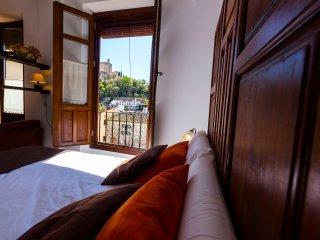 La Casa del Cantaor loft con vistas con vistas Alhambra