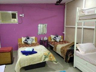 Mix Dormitory Near Exhibition Centre, Bombay