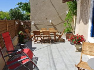Gîte confort 90 m² PROVENCE SUD LUBERON, Lauris