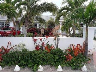 Tropical Paradise Bungalow with Large Pool, Nassau