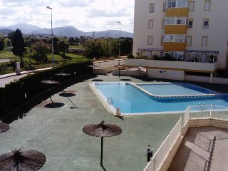 Seaside holidays in Spain Accomodation in Oliva Nova.