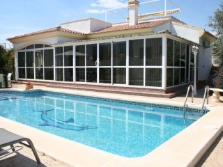 quiet located holiday home for 6 persons near Costa Blanca beaches