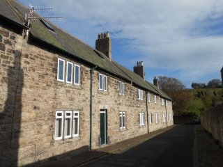 Ethie Lodge - delightful apartment in the heart of Rothbury