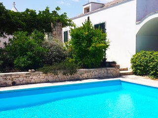 Trullo Loretta Martina with private pool, wifi in the stunning countryside