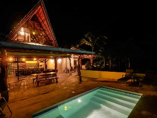Private Paradise - 4 Min Walk to Guiones Surf - El Santuario, Nosara