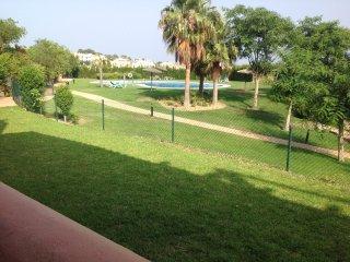 Manilva. Lujo, vista África, playa, piscina, A/A,3
