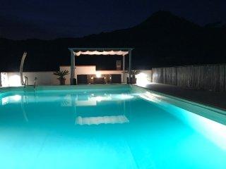 Attico con piscina privata all'Isola D'Elba