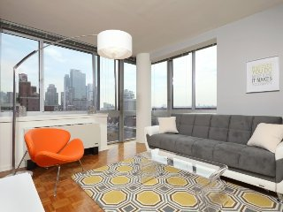 Luxury 2 BR Apt - Prime location#5158, Weehawken