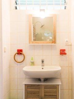 Salle de bain Zandoli & Hibiscus