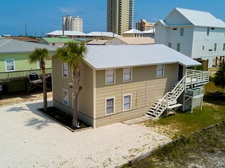 Salty of Salty and Sandy Duplex, Gulf Shores