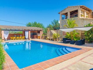 SON BARBOT  - Villa for 11 people in Sant Llorenç des Cardassar