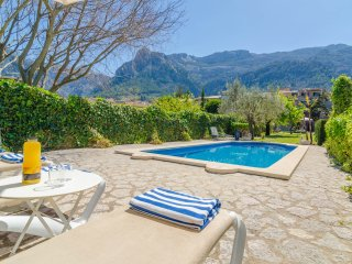 CAN GARROVA - Villa for 8 people in Soller