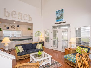 Fripp Island - Ocean Creek Cottage