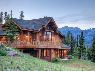 Alpine Meadows Chalet | 5 Silver Star, Big Sky