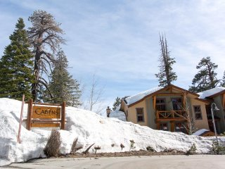 Cabins 17, Mammoth Lakes