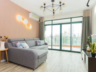 Bright & modern 4 bedrooms in People Square