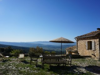 Les Lavandes -Mazet- La Calade Ferme Authentique  Provencale en Luberon