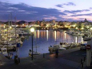 Toller Meer-und Hafenblick