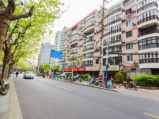 Charming & bright 3 bedroom apt in Putuo