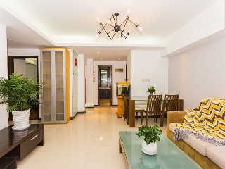 Lovely 3 bedroom apt in Putuo