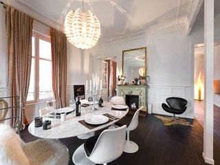 Magnifique appartement bourgeois - Biarritz centre