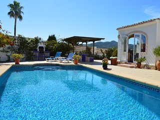 3 Bedroom Villa in a quiet location with private pool near Javea Golf Course