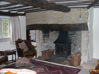 189 April Cottage B&B - King Room, Bradford-on-Avon