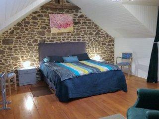 chambre d'hote familiale, Pont ricoul en Bretagne, Saint-Pierre-de-Plesguen